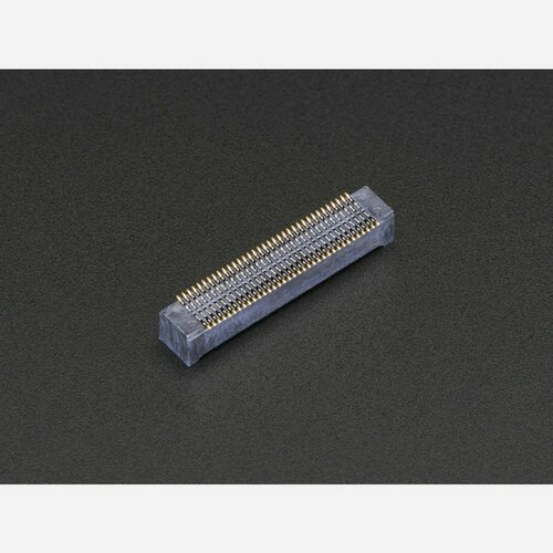 70-pin Hirose Receptacle Header for Intel Edison - 3mm Height [Hirose DF40HC(3.0)-70DS]