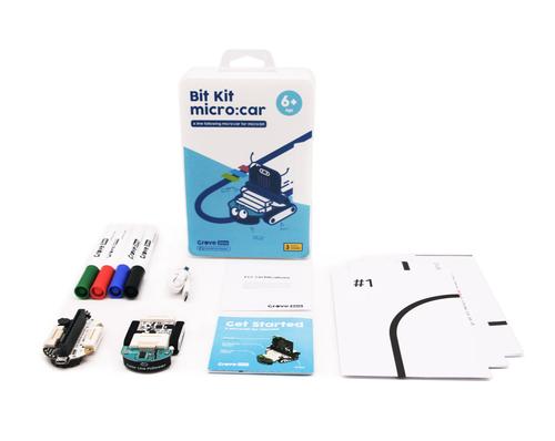 Grove Zero bit kit micro:car