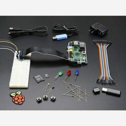 Raspberry Pi 1 Model B Starter Pack - Includes a Raspberry Pi
