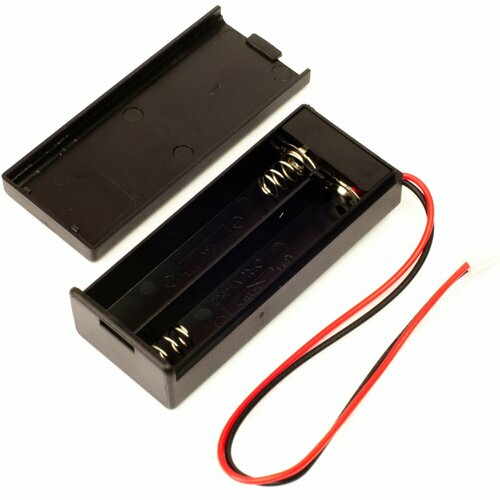 2 x AAA Battery Holder with switch