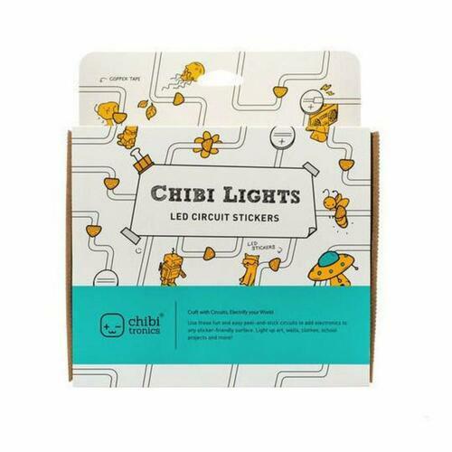 Circuit Stickers LED Starter Kit