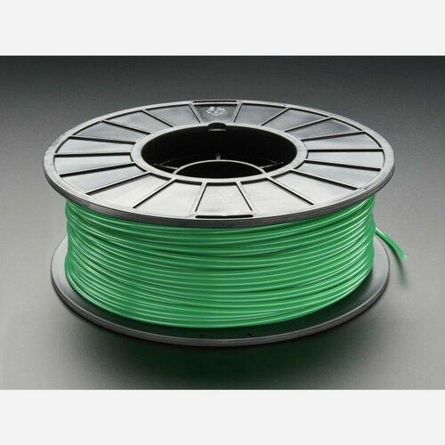 PLA Filament for 3D Printers - 3mm Diameter - Green - 1KG