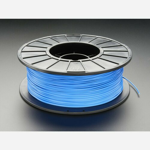 ABS Filament for 3D Printers - 3mm Diameter - Blue - 1KG