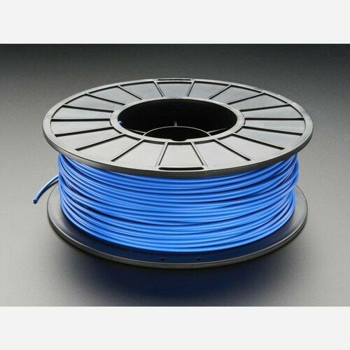PLA Filament for 3D Printers - 3mm Diameter - Blue - 1KG