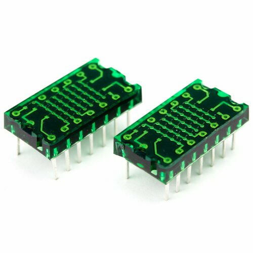 LTP-305 LED matrix (pair) - Red