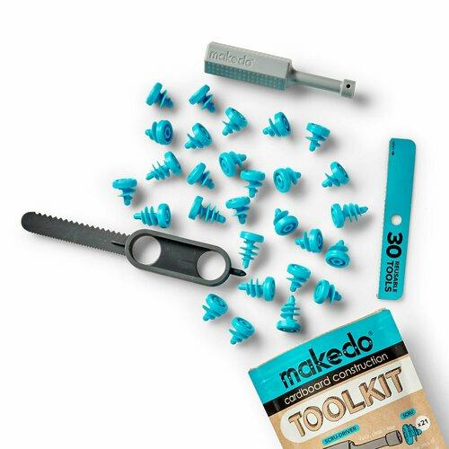 MAKEDO Cardboard Construction Toolkit