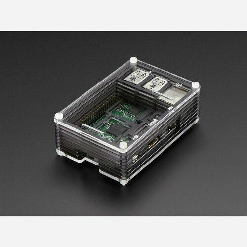 Ninja Pibow - Enclosure for Raspberry Pi Model B+ / Pi 2 / Pi 3