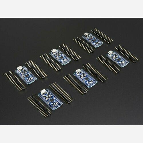 Adafruit Pro Trinket 6-Pack - 3 x 3V and 3 x 5V Trinkets