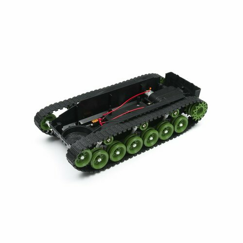 Robot Tank Chassis Kit With Motors for Arduino