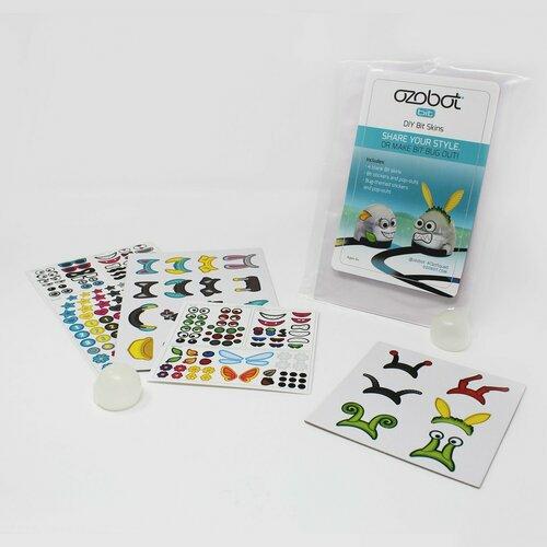 Ozobot Bit DIY Skins Pack