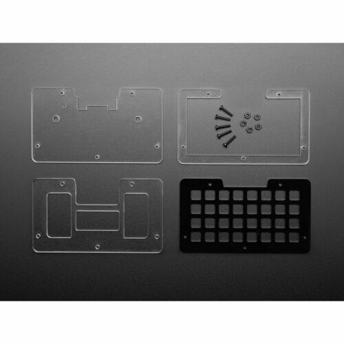 NeoTrellis M4 Acrylic Enclosure Kit