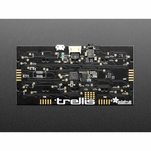 Adafruit NeoTrellis M4 Mainboard - featuring SAMD51