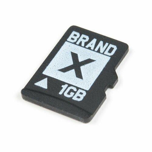 microSD Card - 1GB (Class 4)