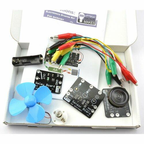 Electronics Starter Kit for Micro:bit