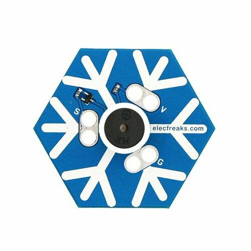 Snowflake Buzzer for micro:bit