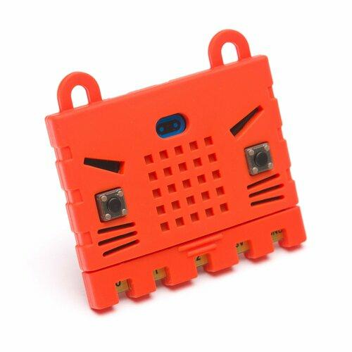 Micro:bit Rubber Case in Red