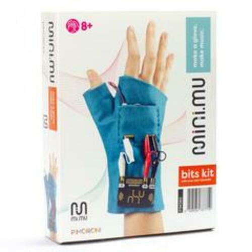 MINI.MU Glove Kit - Without micro:bit
