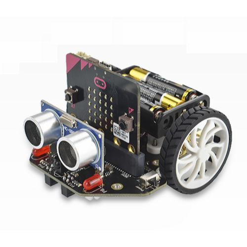 Micro:bit mini Robot - bird:bit