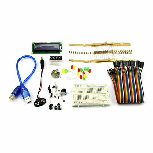 Beginner - Basic Kit for Arduino with Guide Book