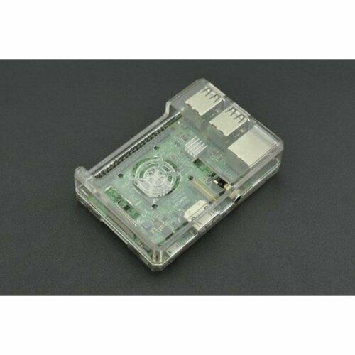 ABS Transparent Case for Raspberry Pi B+/2B/3B/3B+