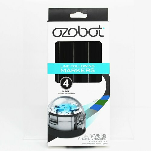 Ozobot Black Markers Pack