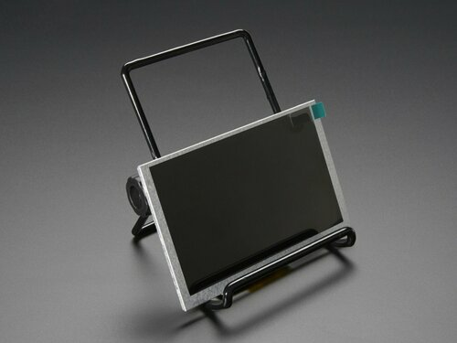 Three Wire Display Stand for Raspberry Pi Book IPad or Galaxy