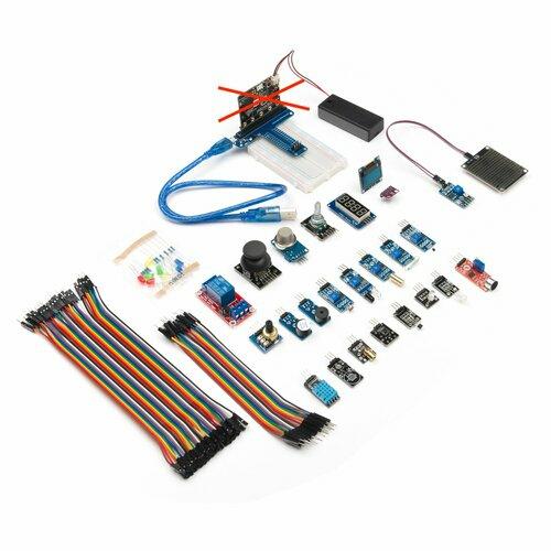 Little Bird Micro:Bit 24 Project Kit - without Micro:bit