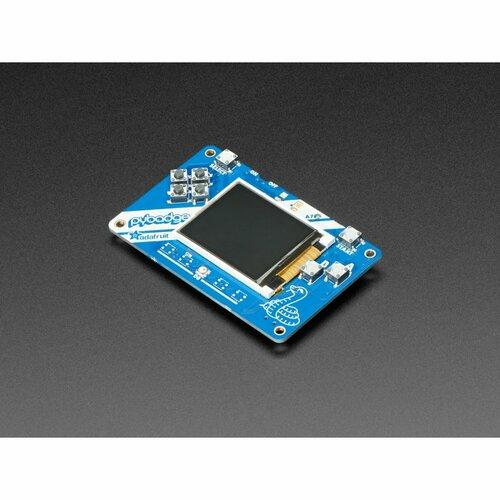 Adafruit PyBadge LC - MakeCode Arcade, CircuitPython or Arduino - Low Cost Version