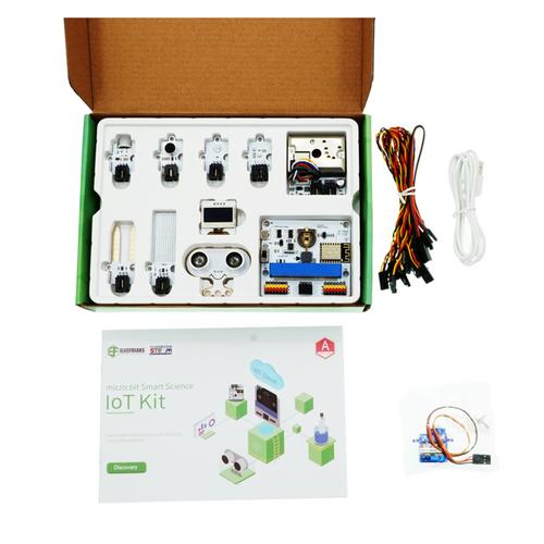 Micro:Bit smart Science IoT kit (without Micro:Bit)