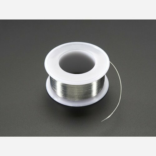 Solder Wire - SAC305 RoHS Lead Free - 0.5mm/.02 diameter [50g]