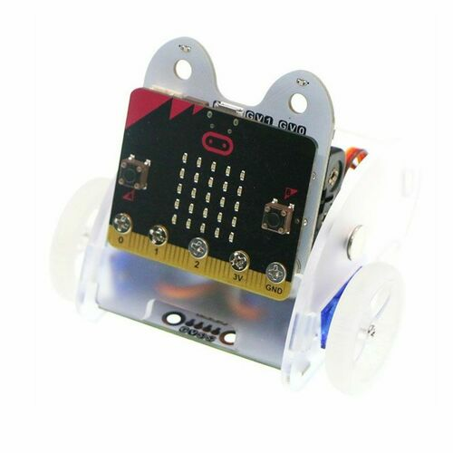 Ring:Bit Car v2 for micro:bit (without micro:bit)