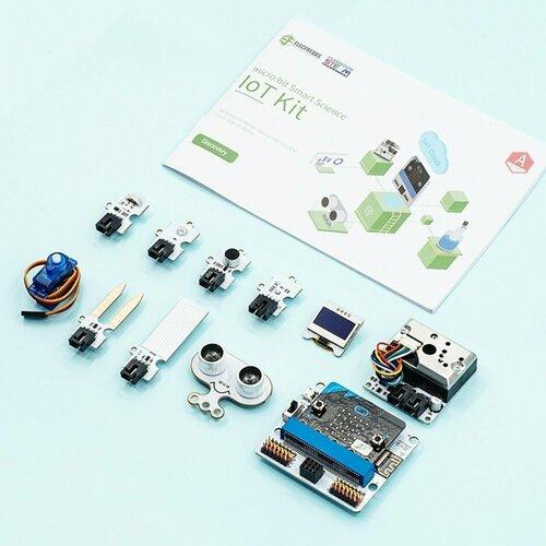 micro:bit smart science IoT kit (with micro:bit)