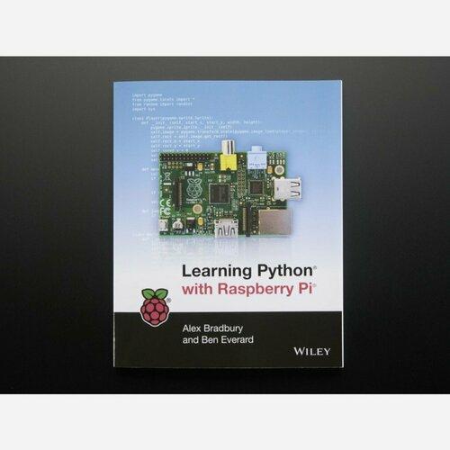 Learning Python with Raspberry Pi by Alex Bradbury
