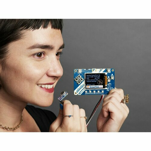 TensorFlow Lite for Microcontrollers Kit