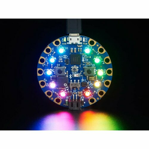 Circuit Playground Bluefruit - ALPHA - Bluetooth Low Energy