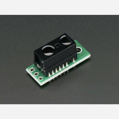 Sharp GP2Y0D810Z0F Digital Distance Sensor with Pololu Carrier [GP2Y0D810Z0F]