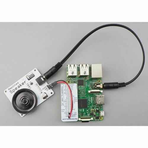 Speaker Kit for Raspberry Pi