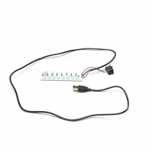 DIY USB LED Lamp Kit