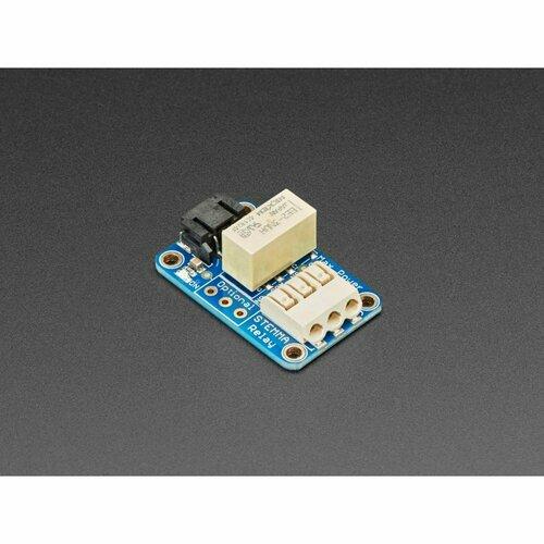 Adafruit STEMMA Non-Latching Mini Relay