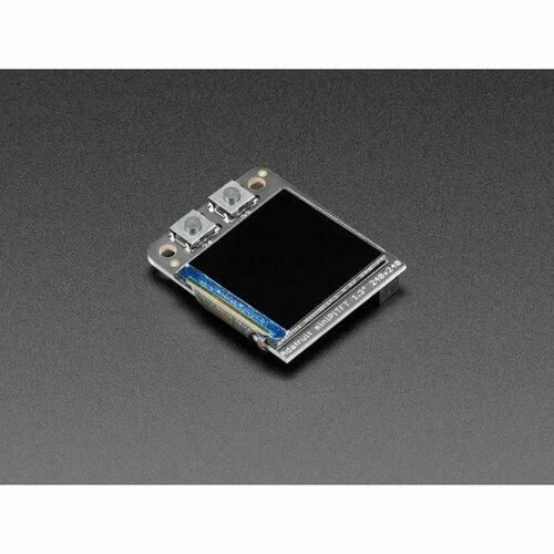 Adafruit Mini PiTFT 1.3 - 240x240 TFT Add-on for Raspberry Pi