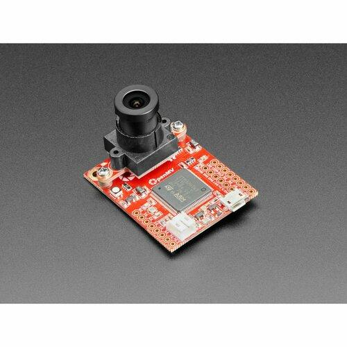 OpenMV Cam H7 - MicroPython Embedded Vision + Machine Learning