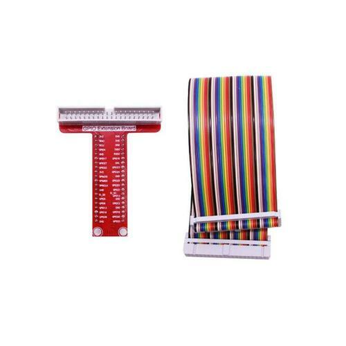 High-quality T-shape expansion board for Raspberry 4B/3B/2B/1B