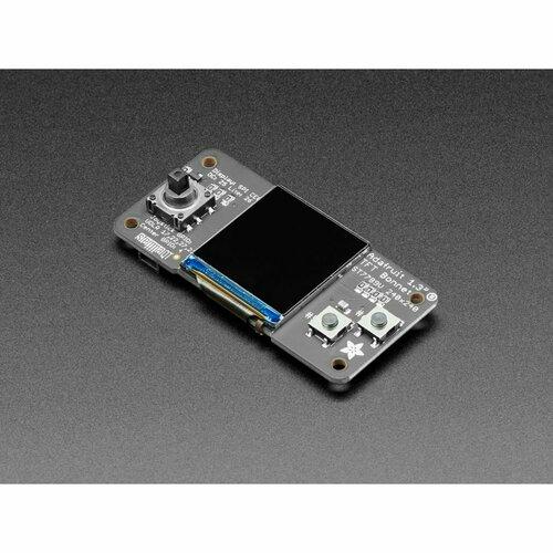 Adafruit 1.3 Color TFT Bonnet for Raspberry Pi - 240x240 TFT + Joystick Add-on