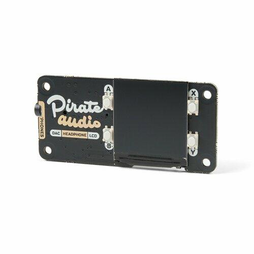 Pimoroni Pirate Audio Headphone Amp for Raspberry Pi