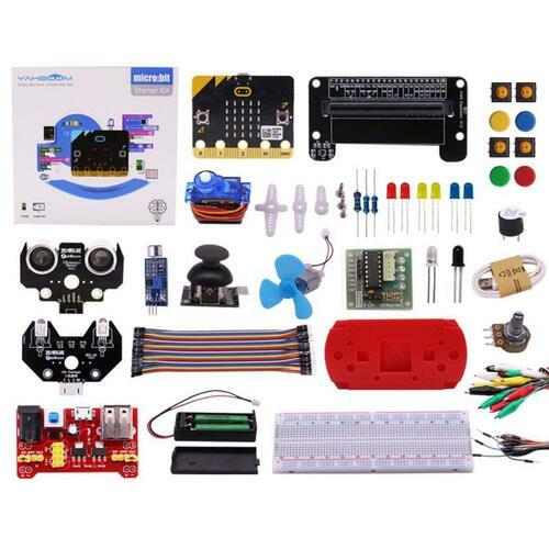 Yahboom micro:bit starter kit for beginner