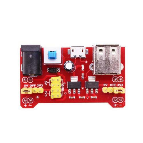 3.3V/5V power supply module for micro:bit