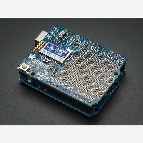 Bluefruit EZ-Link Shield - Bluetooth Arduino Serial  Programmer [v1.3]