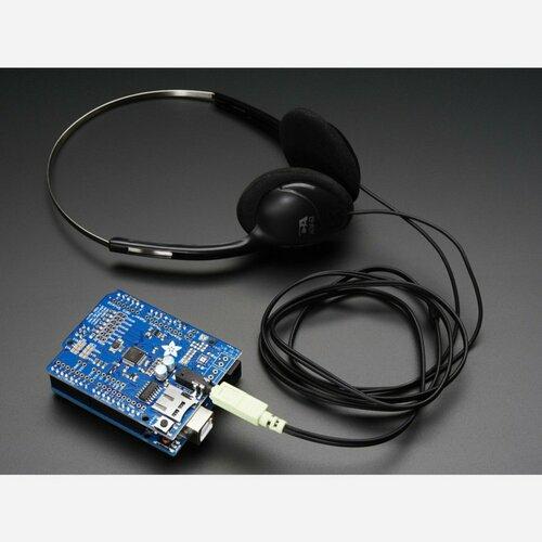 Adafruit Music Maker MP3 Shield for Arduino (MP3/Ogg/WAV...)