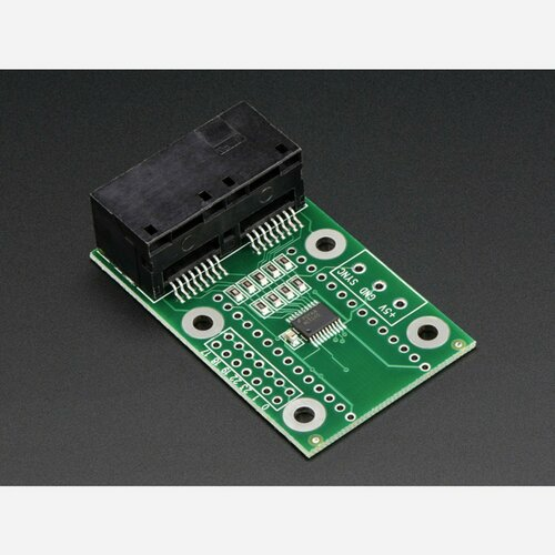 OctoWS2811 Adapter for Teensy 3.1 - Control tons of NeoPixels!