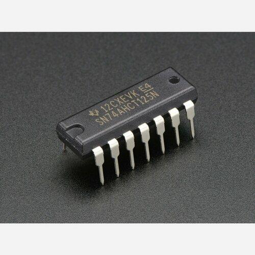 74AHCT125 - Quad Level-Shifter (3V to 5V) [74AHCT125]